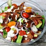 BLT Avocado Salad