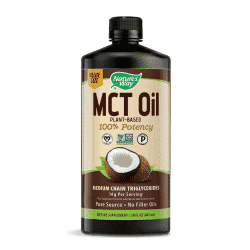 a product photo of Nature\'s Eats brands MCT oil