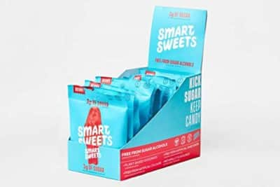 SmartSweets SweetFish - keto copycat Swedish fish