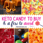Another Pinterest image for Keto Candy