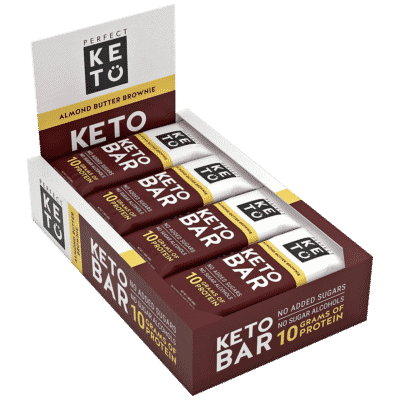 Perfect Keto Brownie