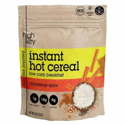 Cinnamon Spice Instant Hot Cereal