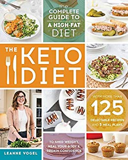 An image for the Keto Diet - The Complete Guide to a High-Fat Diet