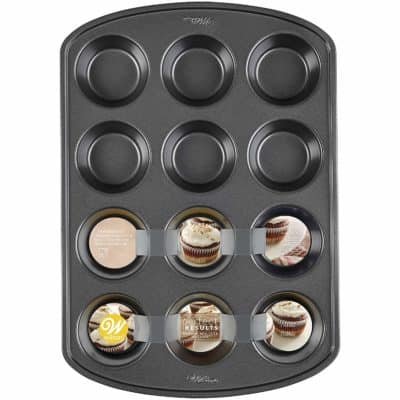 Wilton Muffin Pan
