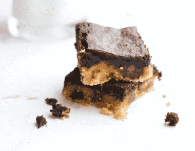 CHEWY BROOKIE BARS