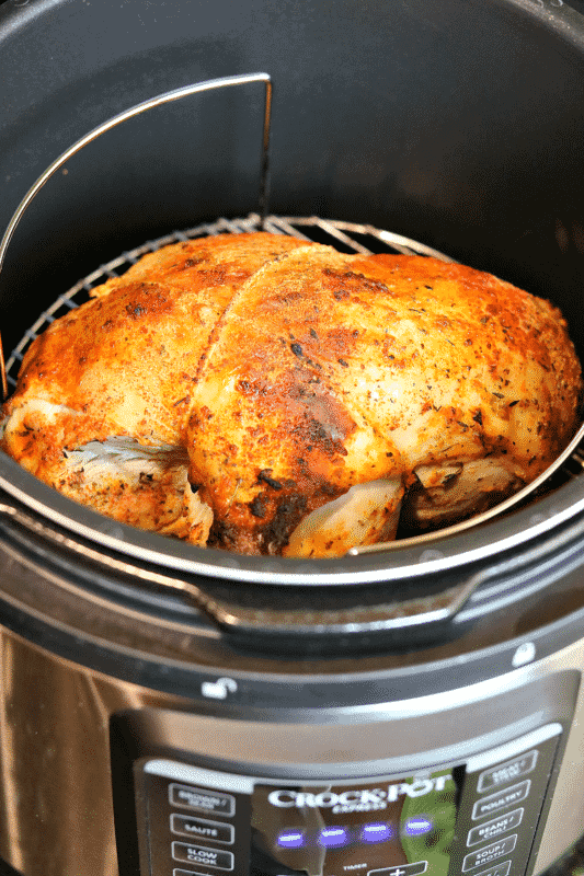 Turkey Breast in the Express Cooker