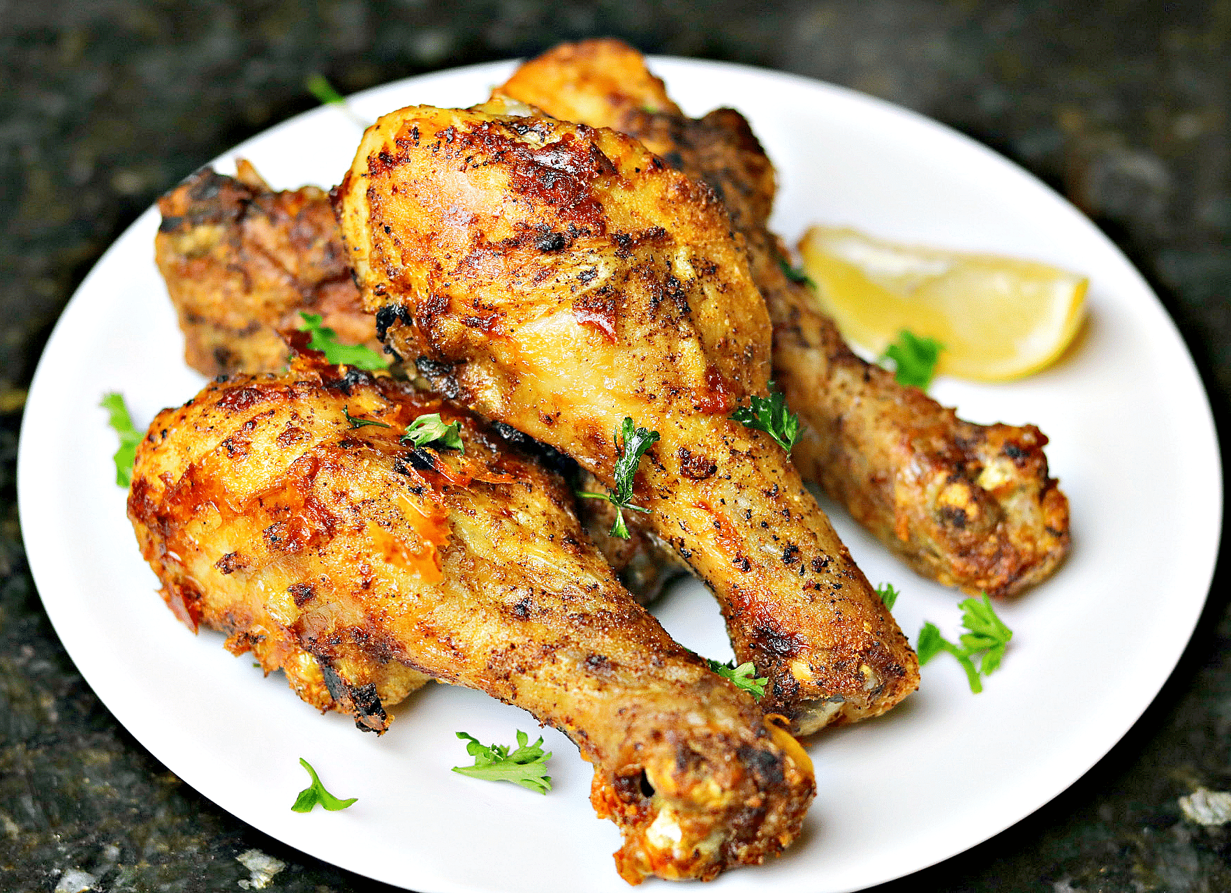Ninja Foodi Air Fryer Chicken Legs Drumsticks Recipe Dr